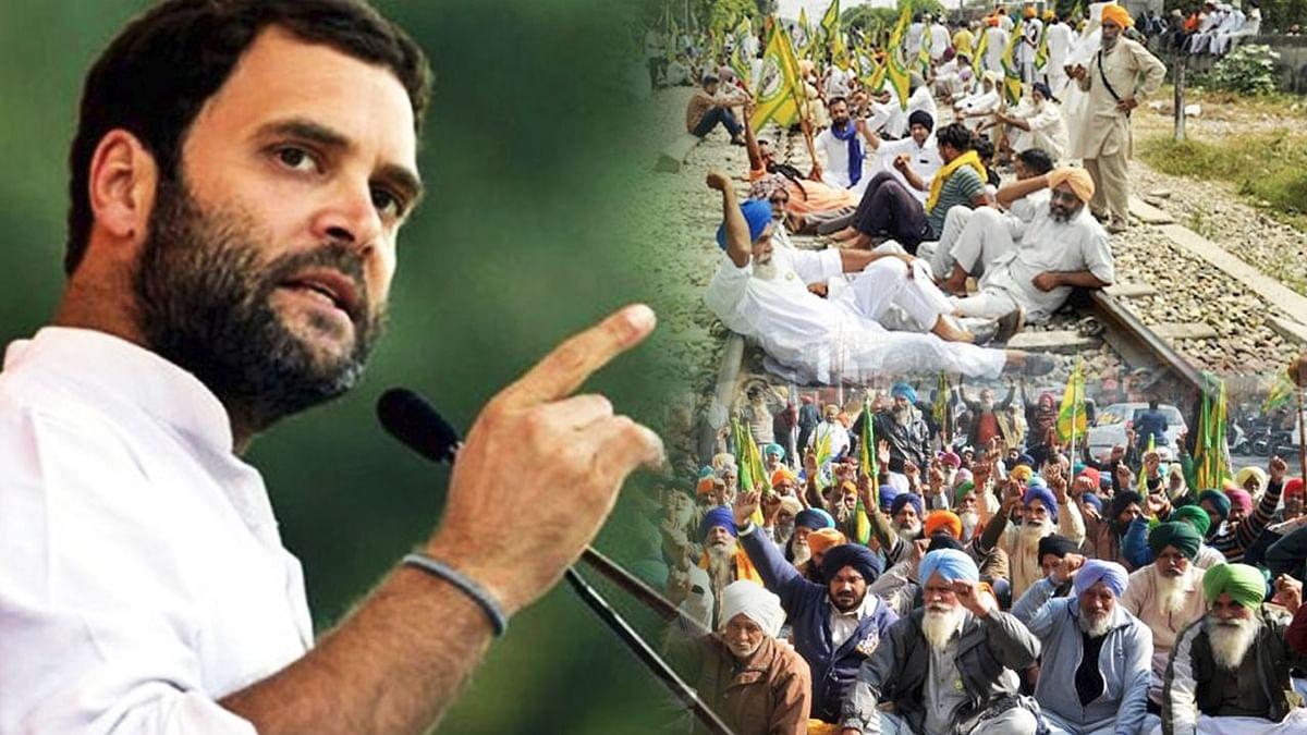 नवजीवन बुलेटिन: राहुल ने कृषि कानून को बताया किसानों के लिए मौत की सजा और दिल्ली पहुंचा अन्नदाता का आंदोलन