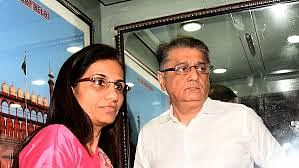 बड़ी खबर LIVE: ICICI बैंक की पूर्व सीईओ चंदा कोचर के पति दीपक कोचर को ईडी ने गिरफ्तार किया