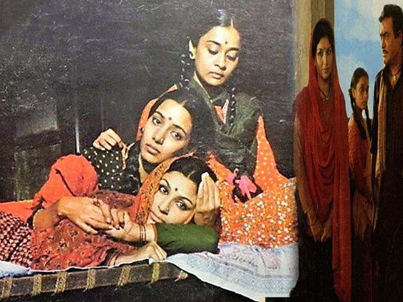 पितृसत्तात्मक समाज में महिलाओं के संघर्ष की अनूठी कहानी है  गुलज़ार की 'नमकीन'
