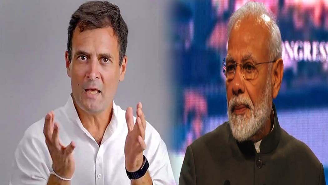 रक्षा मंत्री के बयान से साबित हो गया PM का झूठ, राजनाथ ने कहा- चीन के कब्जे में है भारत की 38000 वर्ग किमी जमीन