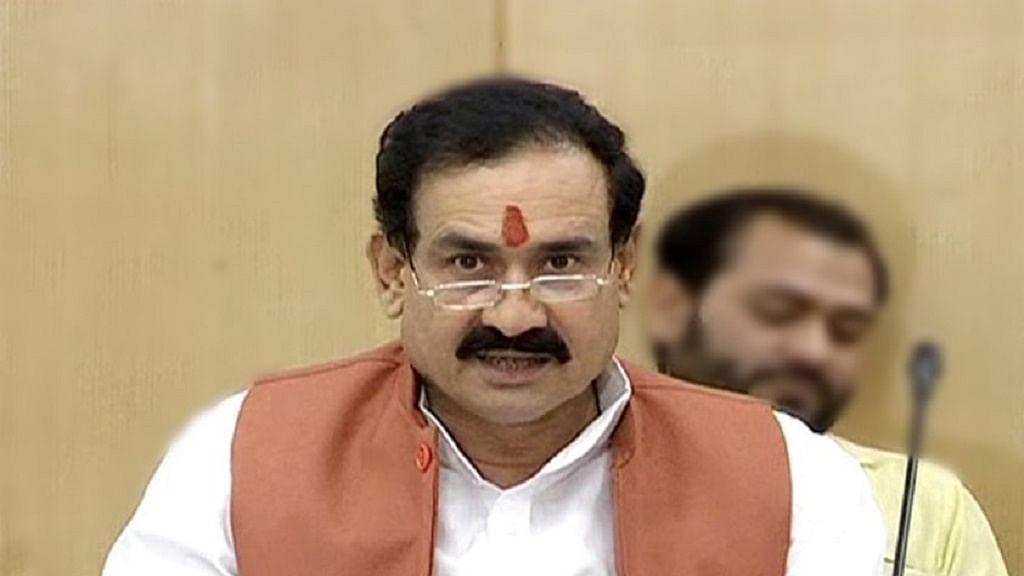 पीएम मोदी की अपील को एमपी के गृह मंत्री ने दिखाया ठेंगा! बोले- मैं नहीं पहनता मास्क, इससे होता क्या है
