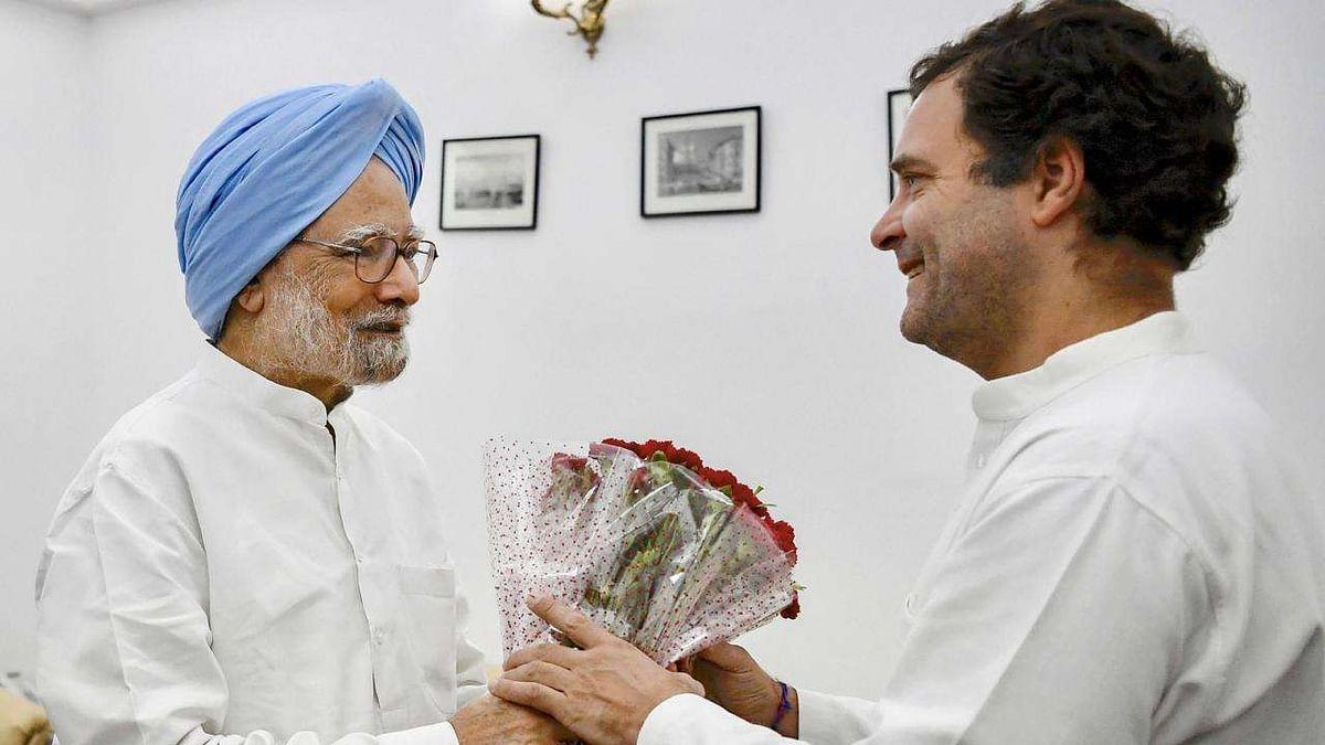 मनमोहन सिंह के जन्मदिन पर राहुल गांधी ने दी बधाई, कहा- देश को उनके जैसे पीएम की कमी महसूस हो रही है