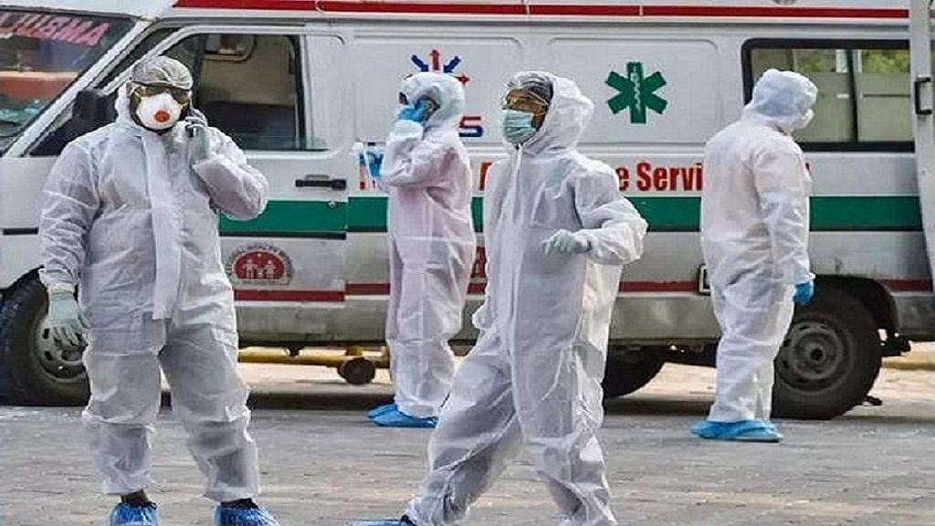 देश में कोरोना की 'डरावनी' रफ्तार जारी, 24 घंटे में 89706 नए केस, 1115 की मौत, कुल संक्रमित 43 लाख के पार