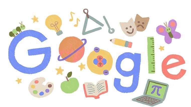 शिक्षक दिवस पर गूगल ने बनाया डूडल, खास अंदाज में सभी शिक्षकों को किया सम्मान