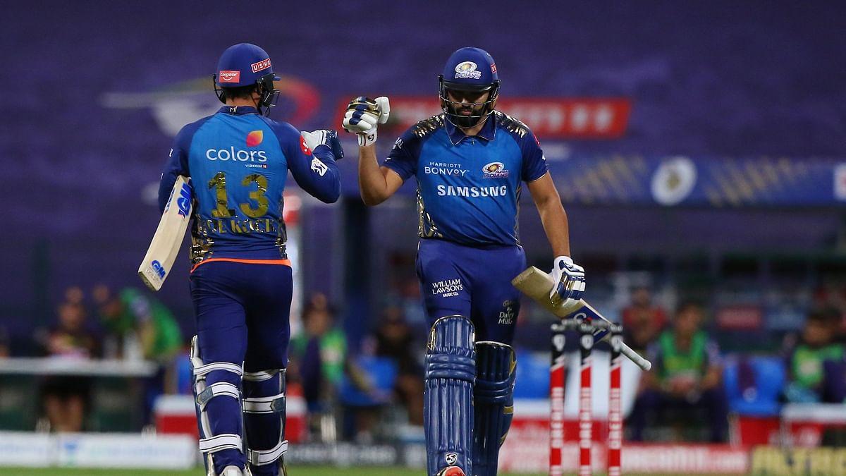 IPL13: मुंबई ने कोलकाता को 8 विकेट से पीटा, डिकॉक की आतिशी पारी के आगे बेबस हुए नाइटराइडर्स