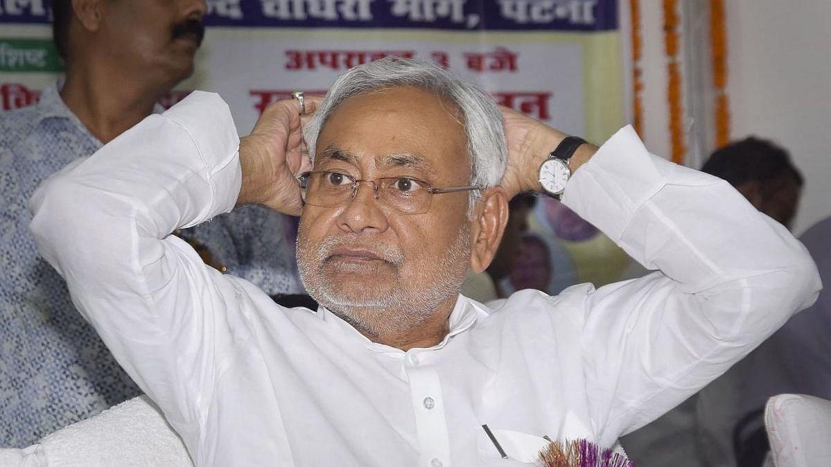 बिहार में नीतीश कुमार के सुशासन में तीन गुना बढ़े अपहरण, डकैती और हत्या में भी बढ़ोतरी