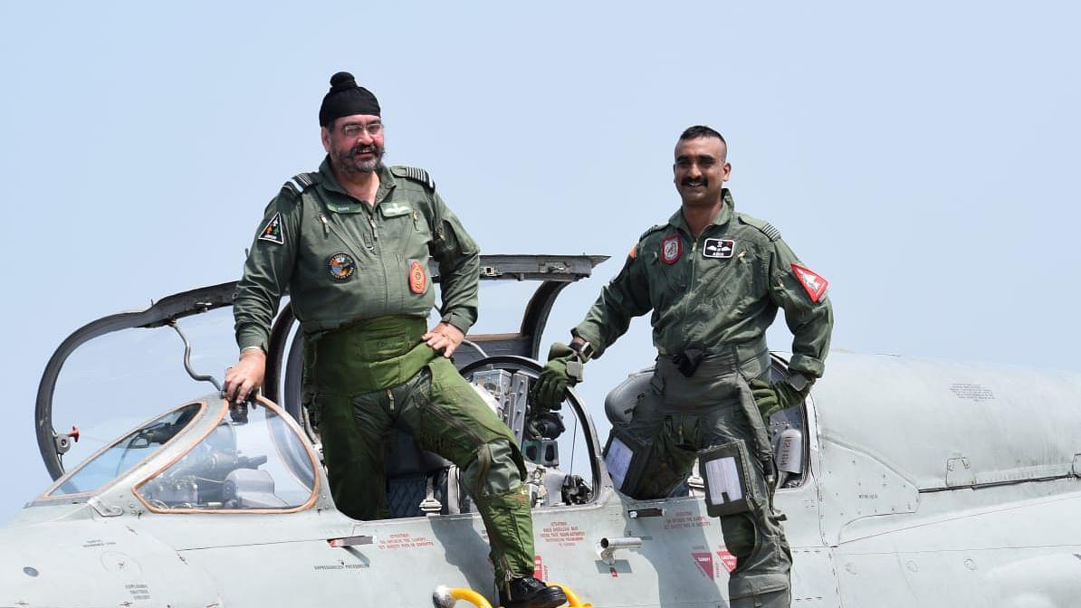 अभिनंदन को लेकर वायुसेना ने कर ली थी पाक पर हमले की तैयारी: पूर्व वायुसेनाध्यक्ष धनोआ का खुलासा