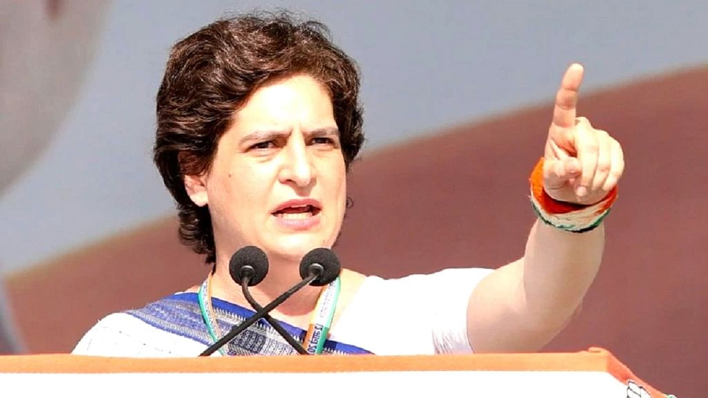 प्रियंका गांधी ने PM के संसदीय क्षेत्र के बुनकरों की बदहाली का उठाया मुद्दा, योगी को लिखा पत्र, कहा- करें समाधान