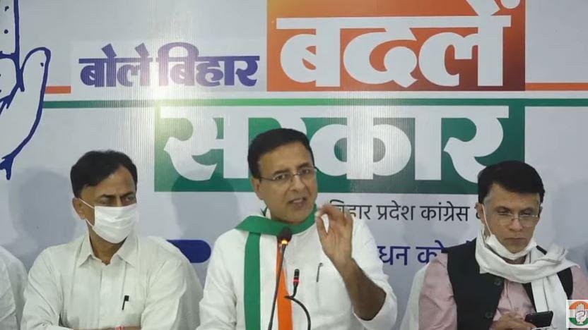 बीजेपी-जेडीयू राज में अब 'दुर्गा पूजा' भी बना अपराध, 'पाप और श्राप' की भागी अधर्मी नीतीश सरकार: कांग्रेस