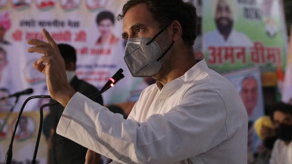चाहे धक्के खाने पड़ें या लाठियां, देश के लोगों की रक्षा करना कर्तव्य: हाथरस कांड पर बोले राहुल गांधी