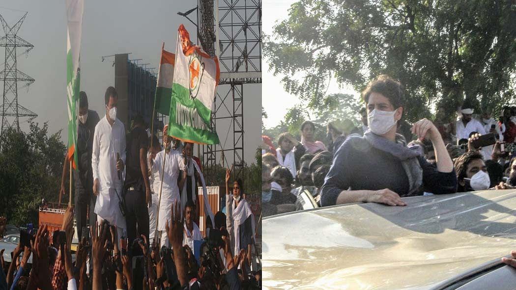 नवजीवन बुलेटिन: विपक्ष के आगे झुकी सरकार! राहुल-प्रियंका को हाथरस जाने की दी इजाजत और अजय लल्लू को किया गया नजरबंद
