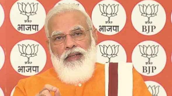 बिहार चुनाव में पीएम मोदी के 'चेहरे' को लेकर एनडीए में विवाद, बीजेपी और एजलेजी के अपने-अपने दावे