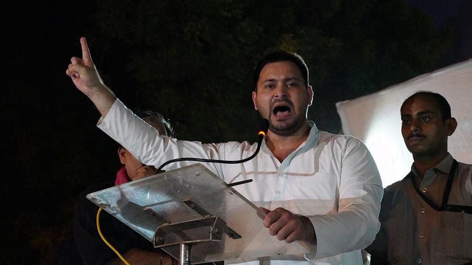 बिहार चुनावः जुमला फेंकना होता तो 10 लाख नहीं एक करोड़ नौकरी बोलता, तेजस्वी ने नीतीश को दिया जवाब