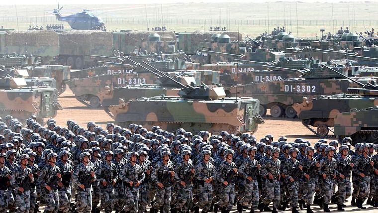 भारत के खिलाफ ड्रैगन की बड़ी तैयारी, 'उत्तरी बॉर्डर पर चीन ने जुटा लिए हैं 60 हजार सैनिक'