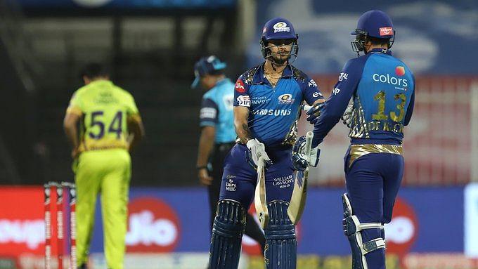 बड़ी खबर LIVE: IPL-13 में चेन्नई की बड़ी हार, मुंबई ने 10 विकेट से पीटा, प्ले ऑफ से बाहर होने का खतरा