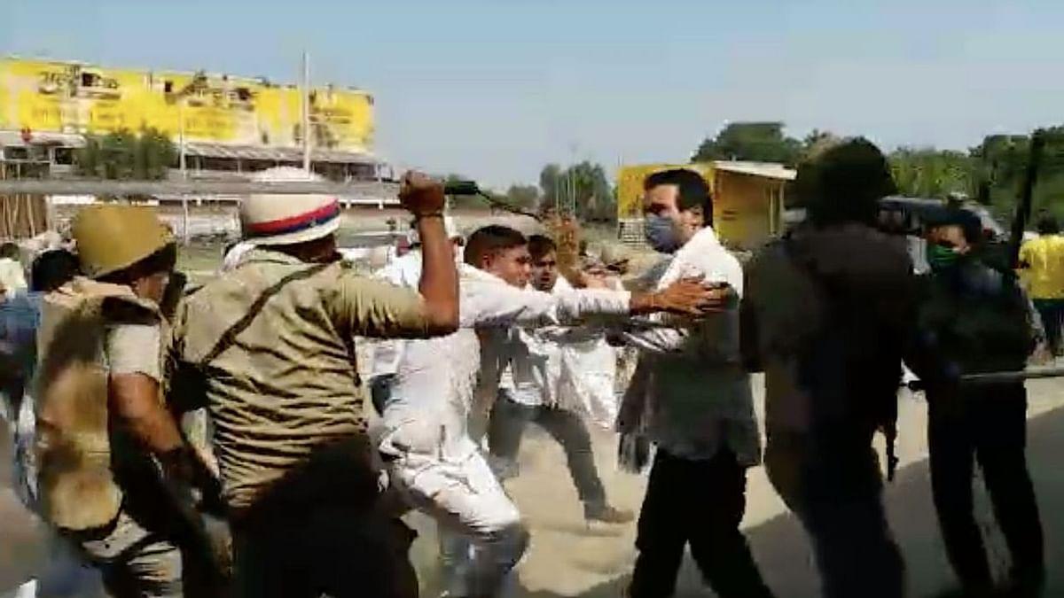 खरी-खरी: यूपी को सामंती-जातिवादी शासन और सांप्रदायिक राजनीति के चक्रव्यूह से बचाने के लिए 'योगीराज' के अंत का समय