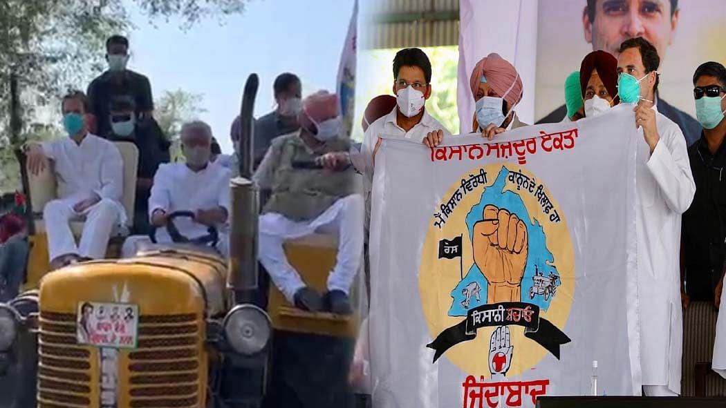 नवजीवन बुलेटिन: कृषि कानूनों के खिलाफ कांग्रेस की 'खेती बचाओ यात्रा' और प्रियंका ने की हाथरस DM की बर्खास्तगी की मांग