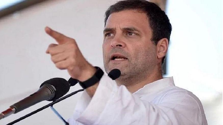गांधी जयंती की शुभकामनाएं देते हुए राहुल ने कहा- 'मैं दुनिया में किसी से नहीं डरूंगा, असत्य को सत्य से जीत लूंगा'