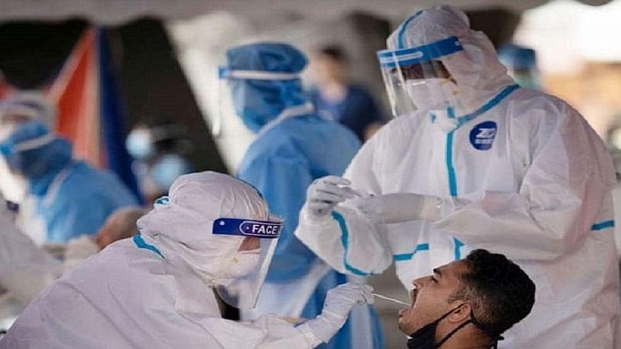 कोरोना संक्रमितों के आंकड़े में फिर उछाल, देश में 24 घंटे में 48648 नए केस, 563 की मौत, कुल मरीज 90 लाख के करीब