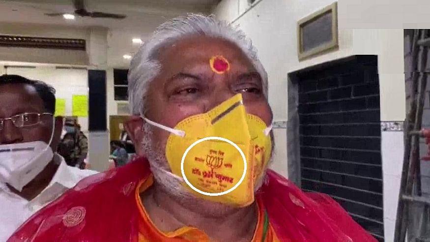 नवजीवन बुलेटिन: कमल प्रिंट वाला मास्क पहनने पर बिहार के मंत्री मुसीबत में और अमीषा पटेल ने लगाए संगीन आरोप