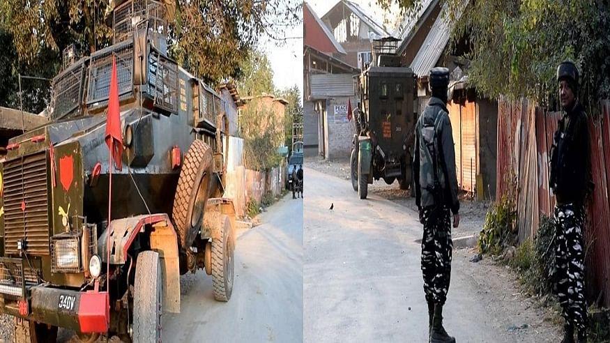 जम्मू-कश्मीर के शोपियां में आतंकियों के खिलाफ बड़ा ऑपरेशन, सुरक्षा बलों से मुठभेड़ में दो आतंकवादी ढेर