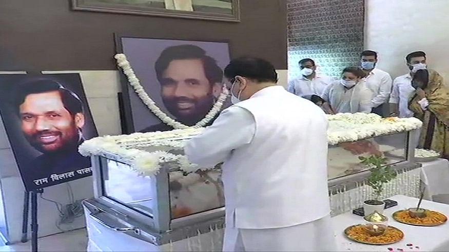रामविलास पासवान का पार्थिव शरीर आज दिल्ली से लाया जाएगा पटना, शनिवार को होगा अंतिम संस्कार