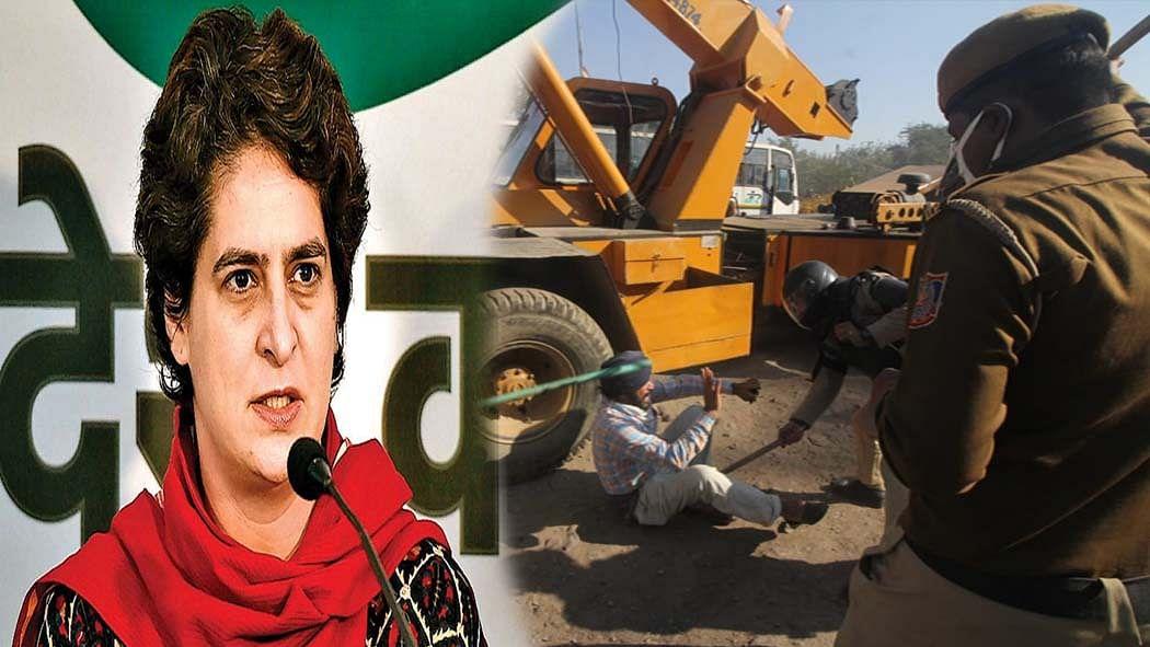 नवजीवन बुलेटिन: किसानों के प्रदर्शन को लेकर प्रियंका ने PM को घेरा और पाकिस्तानी गोलीबारी में 2 जवान शहीद