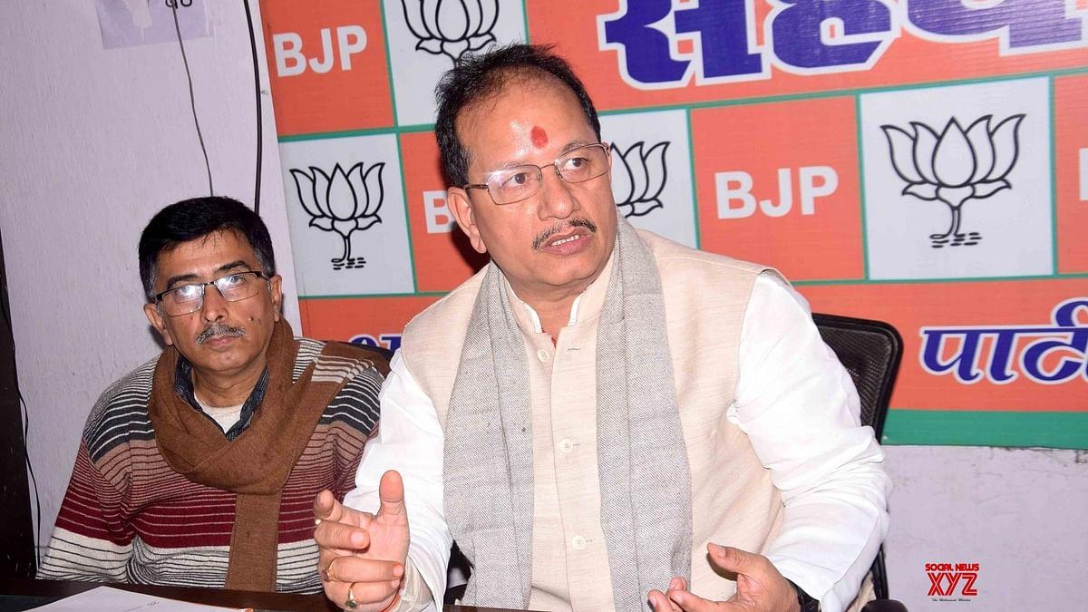 सवर्ण विजय सिन्हा को बीजेपी ने बनाया बिहार विधानसभा का स्पीकर, पहले नंद किशोर यादव के नाम पर थी सहमति