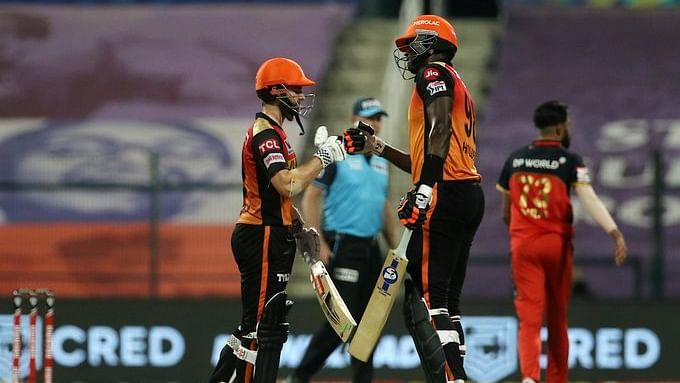आईपीएल13: कोहली का सपना टूटा, सनराइजर्स पहुंची क्वालीफायर्स में, फाइनल में पहुंचने के लिए दिल्ली से होगी भिड़ंत