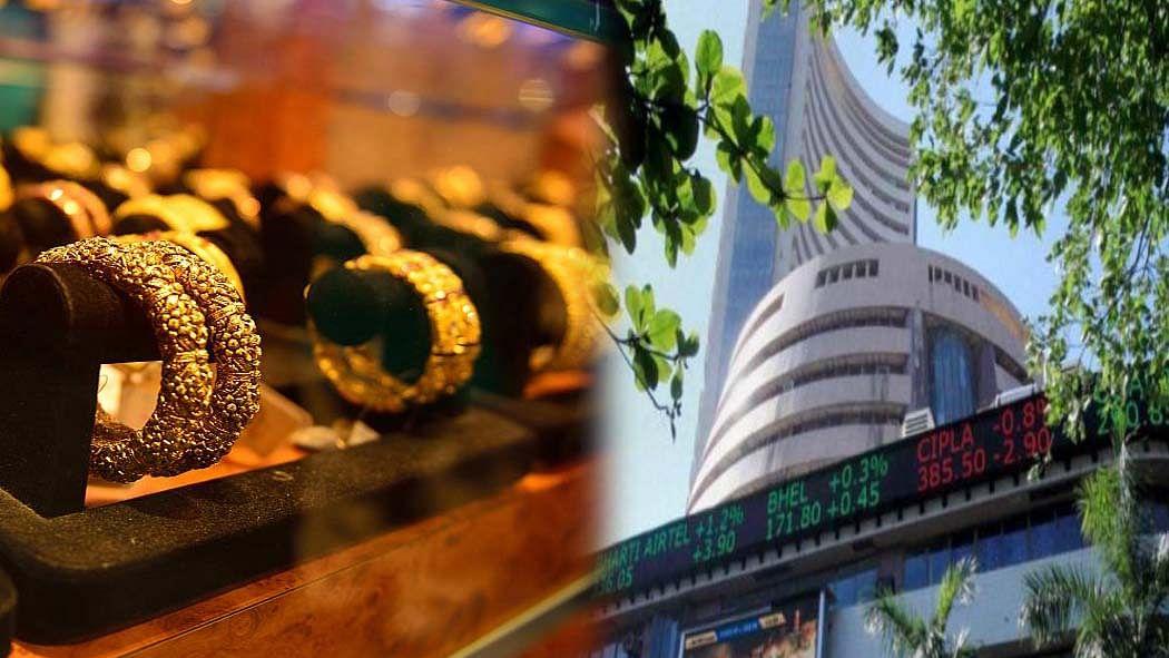 अर्थ जगत की 5 बड़ी खबरें: लंबी छलांग के बाद शिखर से फिसला शेयर बाजार! और फिर गिरे सोना-चांदी के दाम