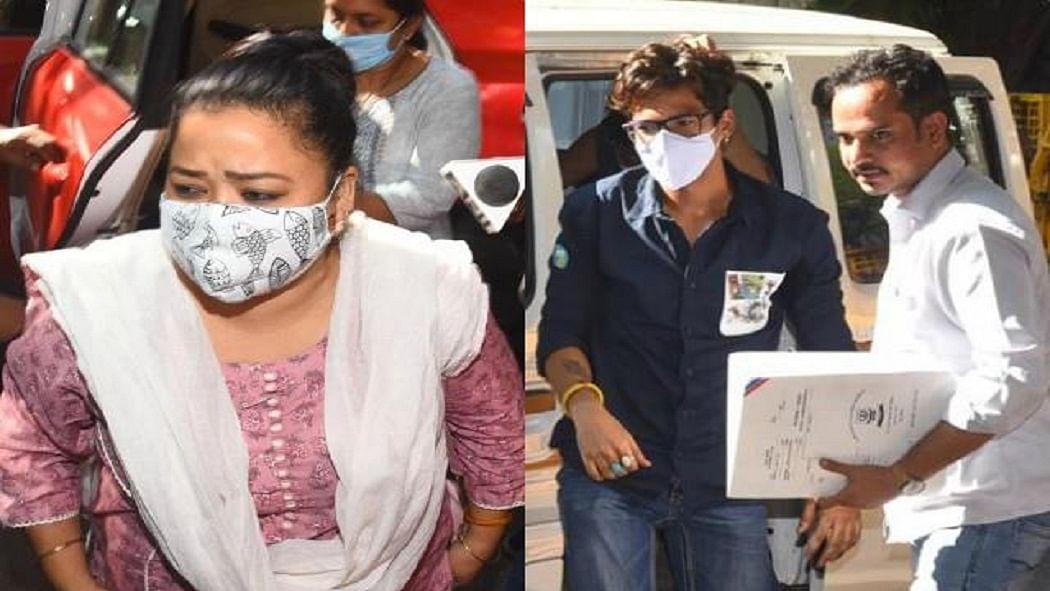 नवजीवन बुलेटिन: ड्रग्स केस में भारती के घर NCB का छापा और भारत ने पाक को दी आतंकियों का समर्थन बंद करने की चेतावनी