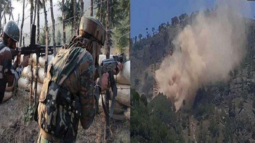जम्मू-कश्मीर में LoC पर अपनी हरकतों से बाज नहीं आ रहा पाकिस्तान, पाक आर्मी की गोलीबारी में भारतीय जवान शहीद