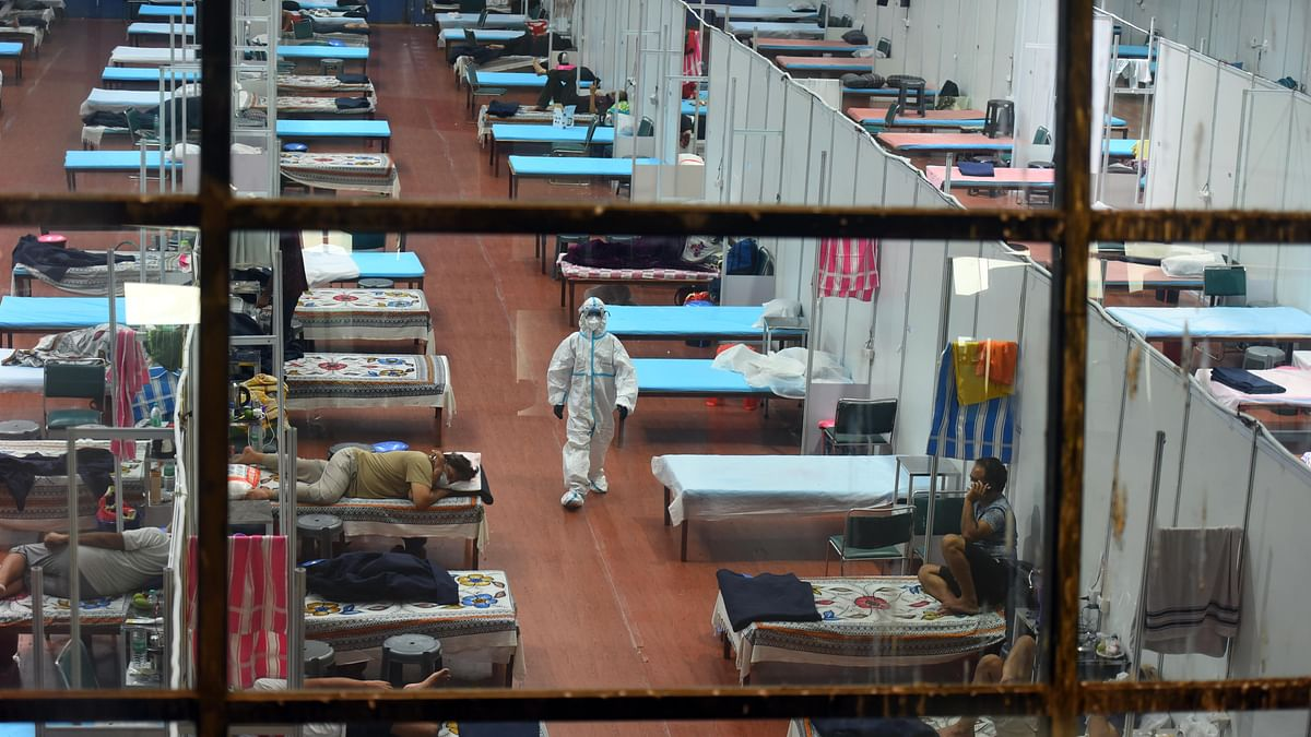 कोरोना का कहर: पिछले 24 घंटे में देश में कोरोना के 38,772 नए केस, 443 लोगों की मौत