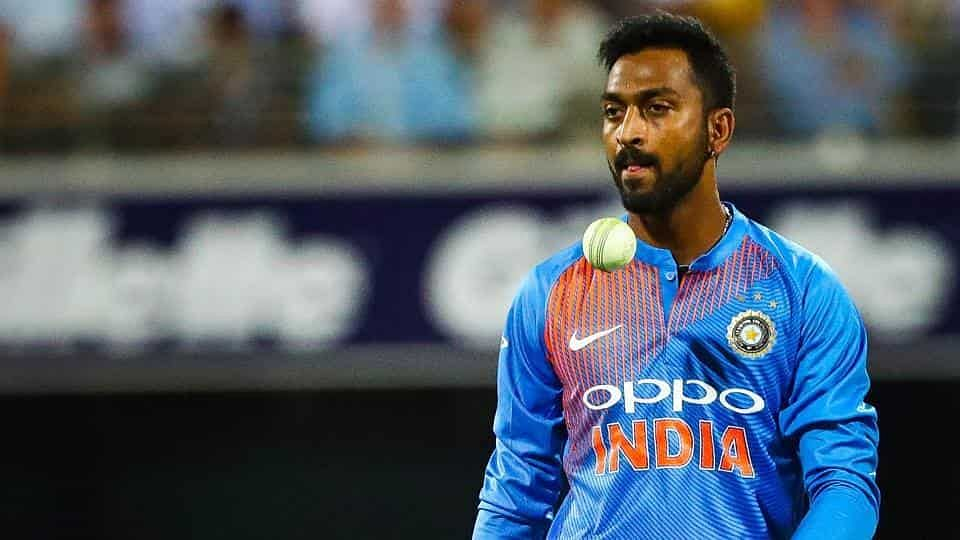 IPL से लौट रहे क्रुणाल पंड्या को मुंबई एयरपोर्ट पर रोका गया, तय मात्रा से ज्यादा सोना होने का शक