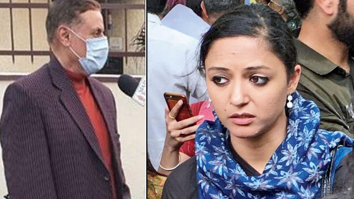 पिता के आरोपों पर शहला राशिद का जवाब- कोर्ट के आदेश पर उन्हें निकाला जा चुका है घर से, एफआईआर भी हुई है दर्ज