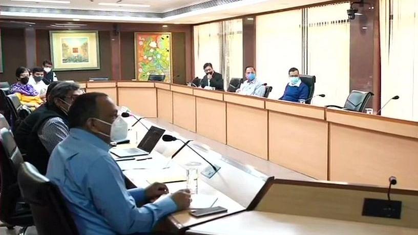दिल्ली सर्वदलीय बैठक: कांग्रेस बाजार बंद करने के खिलाफ, बीजेपी ने केजरीवाल सरकार पर लगाए बदइंतजामी के आरोप