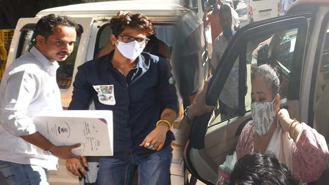 सिनेजीवन: ड्रग्स केस में भारती-हर्ष से NCB की पूछताछ और सुशांत सिंह केस में ED की जांच में बड़ा खुलासा!