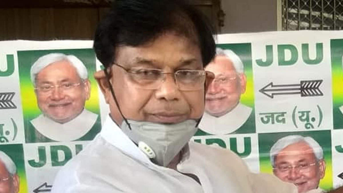 बिहार: 48 घंटे के अंदर ही भ्रष्टाचार के आरोप में घिरी एनडीए सरकार, शिक्षा मंत्री मेवालाल चौधरी की छुट्टी के आसार