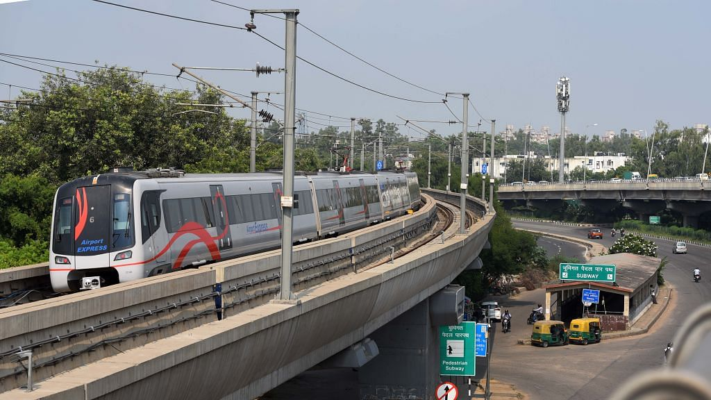 एनसीआर शहरों से दिल्ली के लिए मेट्रो सेवाएं बहाल, दिल्ली पुलिस के कहने पर रोक दी गई थी कनेक्टिविटी