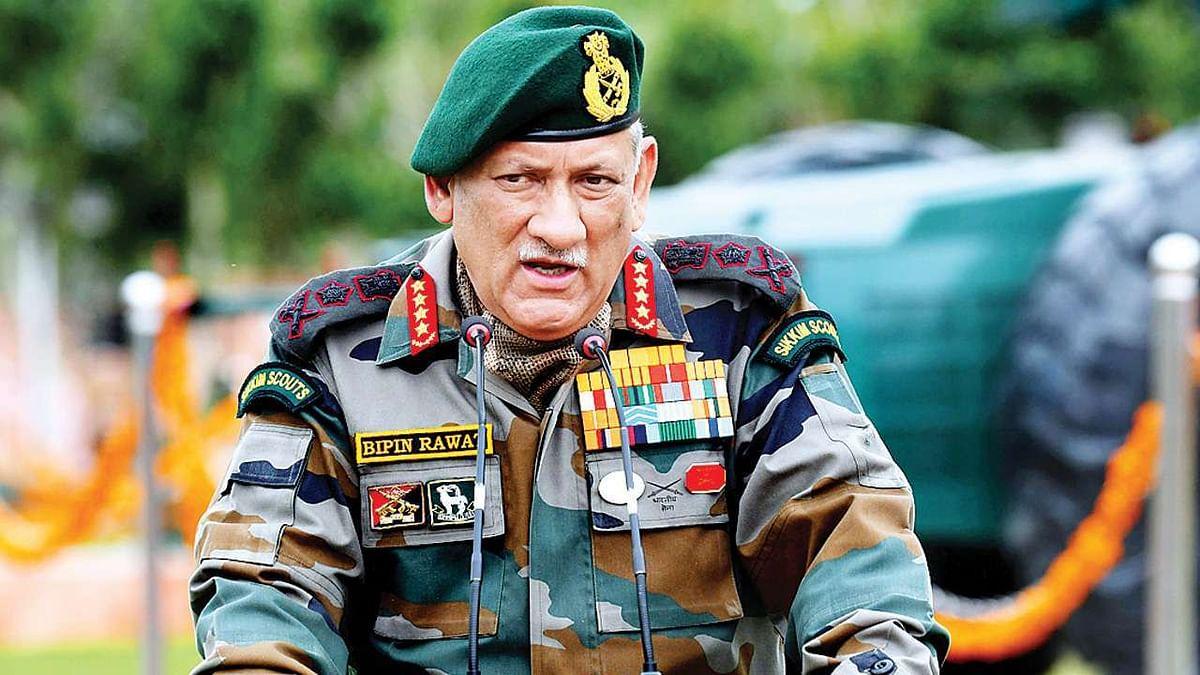 चीन से हो सकता है युद्ध! पूर्वी लद्दाख में LAC पर हालात बेहद तनावपूर्ण, भारत के 'चीफ ऑफ डिफेंस स्टाफ' का बड़ा बयान