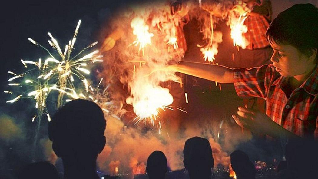वीडियो: पटाखों से निकलने वाला जहरीला धुआं कर सकता है अपके बच्चे को बीमार, रखें ध्यान, खुद को ऐसे बचाएं