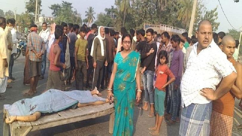 बिहार चुनावः वोटिंग के बीच पूर्णिया में RJD नेता के भाई की हत्या, ताबड़तोड़ फायरिंग से थर्रा उठा इलाका