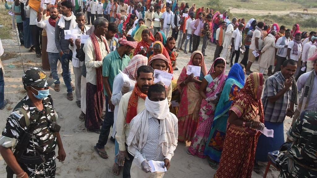 बिहार में आखिरी दौर का मतदान आज, कोसी-सीमांचल की 78 सीटों पर 1204 उम्मीदवार मैदान में