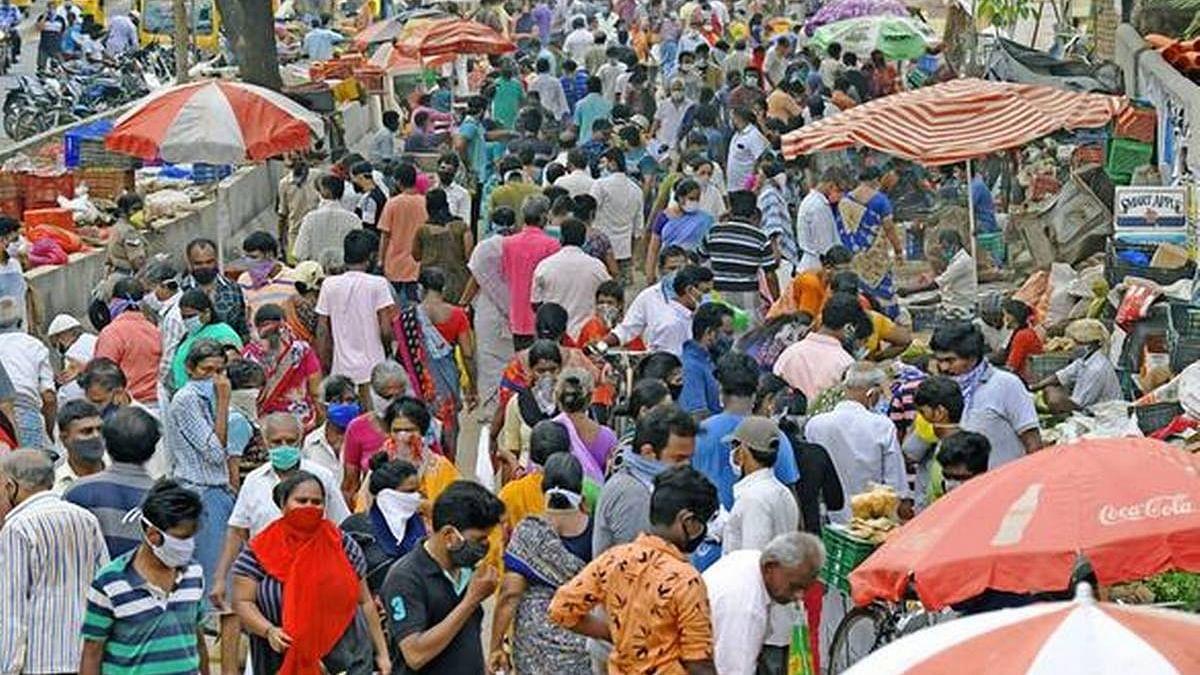 कोरोना नियमों का पालन न करने पर दिल्ली के दो बाजार बंद, 30 नवंबर तक किए गए सील