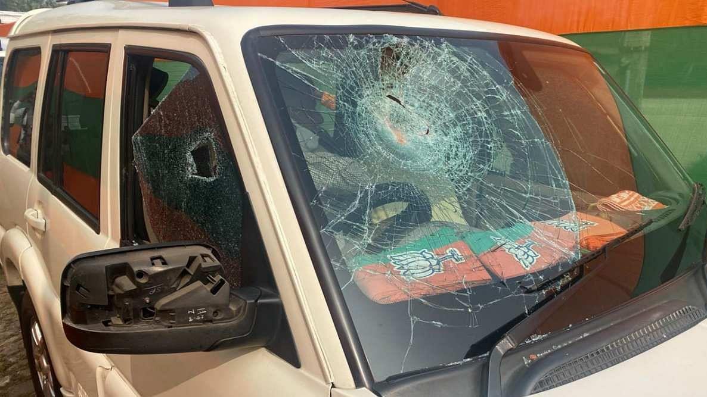 बंगाल में हमले पर बोले नड्डा - बुलेट प्रूफ गाड़ी की वजह से बचा, राज्यपाल ने भी जताई तीखी प्रतिक्रिया