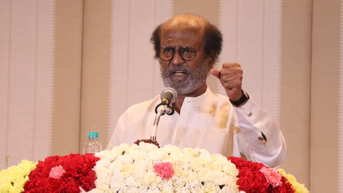 सुपरस्टार रजनीकांत तमिलनाडु को देंगे 'ईमानदार सरकार', जनवरी में करेंगे अपनी पार्टी की घोषणा