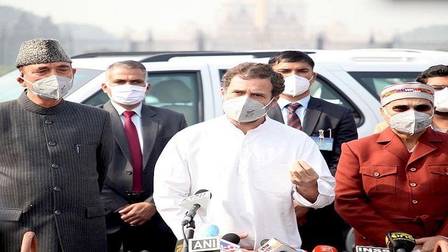 देश में नहीं है लोकतंत्र, अगर मोहन भागवत भी पीएम मोदी के खिलाफ खड़े हुए तो वो भी आतंकी कहलाएंगे: राहुल गांधी