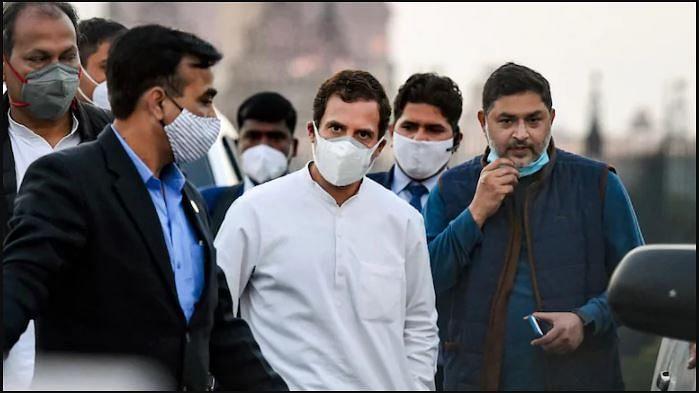 संसदीय समिति में राष्ट्रीय सुरक्षा की जगह वर्दी पर चर्चा से भड़के राहुल गांधी, कांग्रेस ने बैठक से किया वॉकआउट