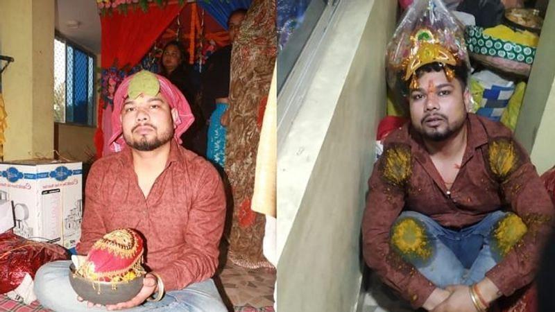 बिहार में शादी करने जा रहा कुख्यात गैंगस्टर पहुंचा जेल, दूसरी बार घोड़ी चढ़ने से पहले एसटीएफ ने दबोचा