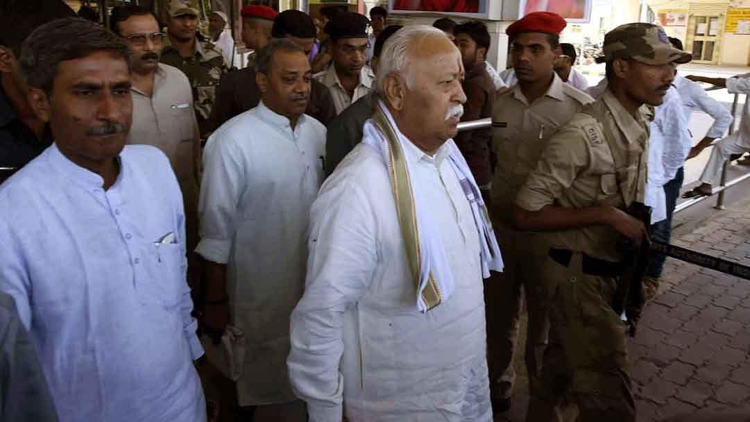 बिहार में नीतीश सरकार बनते ही सक्रिय हुआ आरएसएस, पटना में दो दिवसीय बैठक आयोजित, मोहन भागवत लेंगे भाग